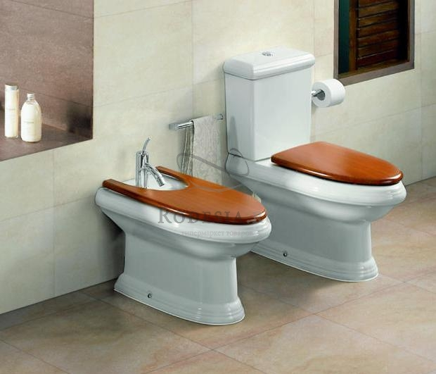 Сиденье для унитаза Roca America 801492M14 с микролифтом ...