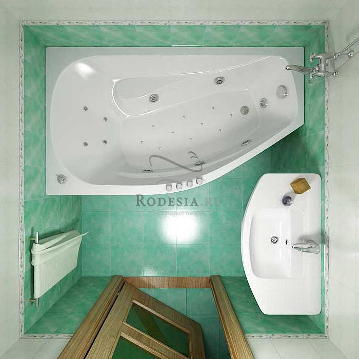 Дизайн ванной комнаты фото и цены